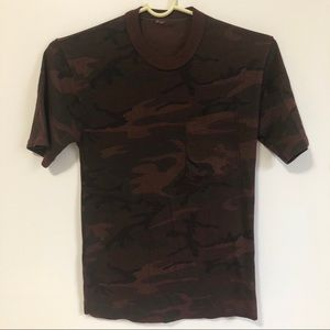 Urban Outfitters Camouflage T-Shirt